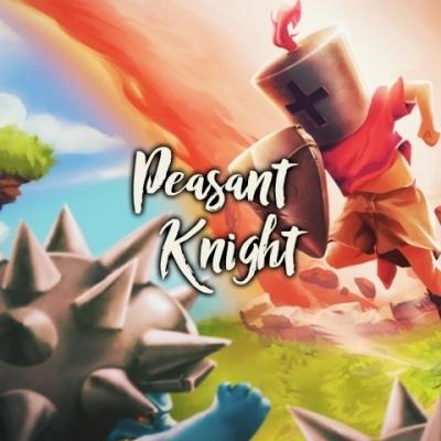 Artwork ke hře Peasant Knight