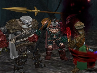 Screen Dark Age of Camelot: Catacombs