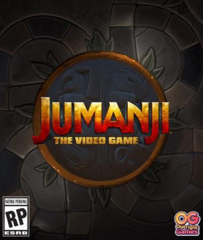 Artwork ke hře Jumanji: The Video Game