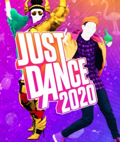 Artwork ke hře Just Dance 2020