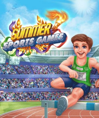 Artwork ke hře Summer Sports Games