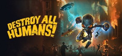 Artwork ke hře Destroy All Humans!