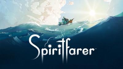 Artwork ke hře Spiritfarer
