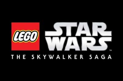 Artwork ke hře LEGO Star Wars: The Skywalker Saga