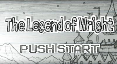 Artwork ke hře RPG Time: The Legend of Wright