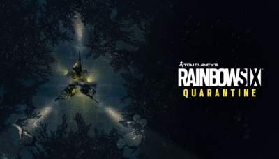 Artwork ke hře Tom Clancy´s Rainbow Six Quarantine