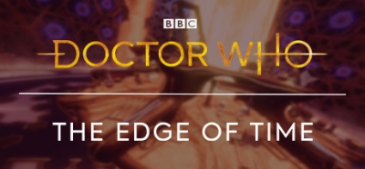 Artwork ke hře Doctor Who: The Edge of Time