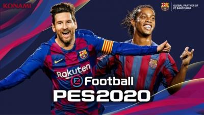 Artwork ke hře eFootball PES 2020