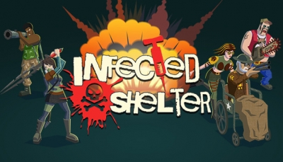 Artwork ke hře Infected Shelter