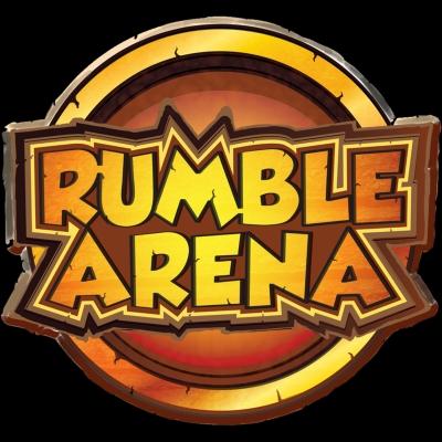 Artwork ke hře Rumble Arena