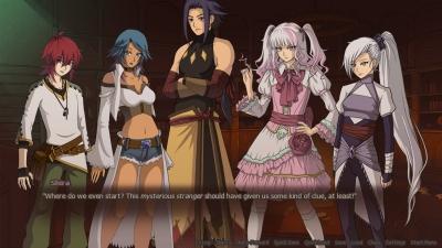 Screen ze hry SoulSet