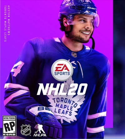 Artwork ke hře NHL 20