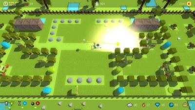 Screen ze hry Grass Cutter