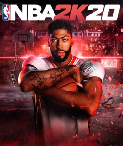 Artwork ke hře NBA 2K20