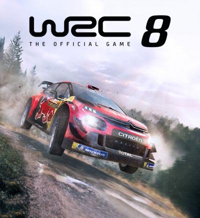 Artwork ke hře WRC 8