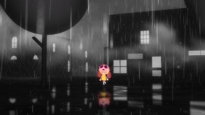 Screen ze hry Google Spotlight Stories Rain or Shine