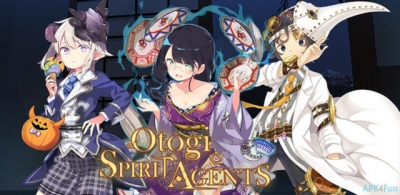 Artwork ke hře Otogi: Spirit Agents
