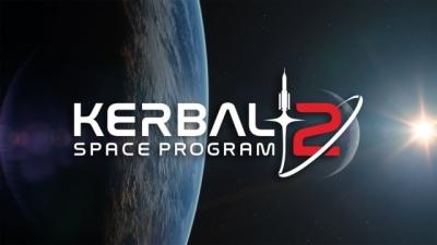 Artwork ke hře Kerbal Space Program 2