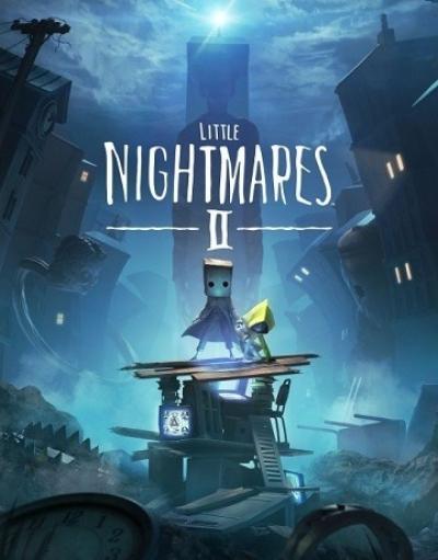 Artwork ke hře Little Nightmares II