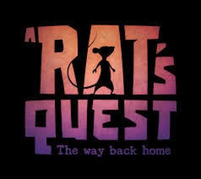 Artwork ke hře A Rat´s Quest: The Way Back Home
