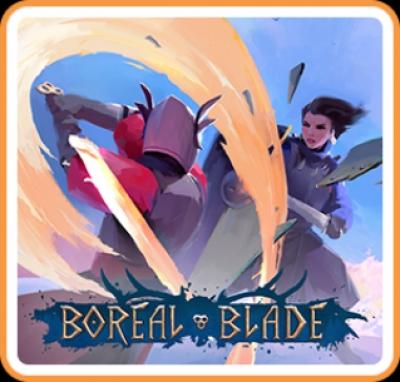 Artwork ke hře Boreal Blade