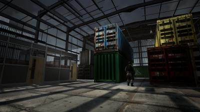 Screen ze hry Espire 1: VR Operative