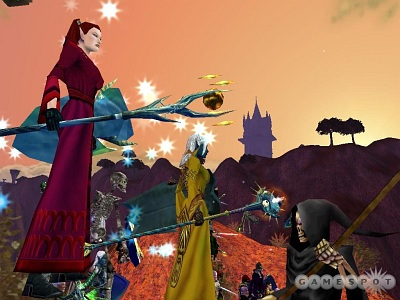 Screen EverQuest: Prophecy of Ro