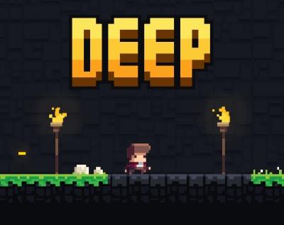 Artwork ke hře Deep The Game