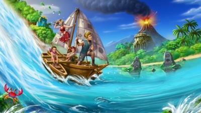 Artwork ke hře Virtual Villagers Origins 2