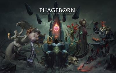 Artwork ke hře Phageborn: Online Card Game