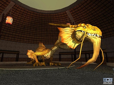 Screen EverQuest: Dragons of Norrath