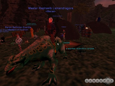 Screen EverQuest: Lost Dungeons of Norrath