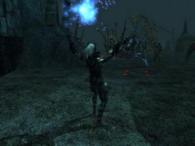 Screen ze hry Neverwinter Nights: Hordes of the Underdark