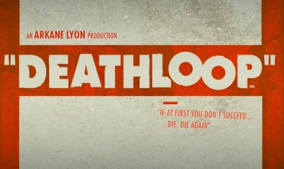 Artwork ke hře Deathloop