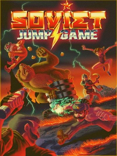 Artwork ke hře Soviet Jump Game