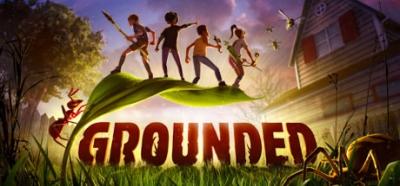 Artwork ke hře Grounded