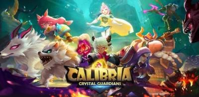 Artwork ke hře Calibria: Crystal Guardians