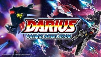 Artwork ke hře Darius Cozmic Revelation
