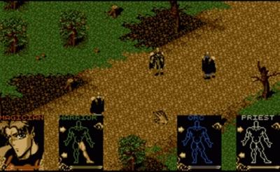 Screen ze hry Shadowlands