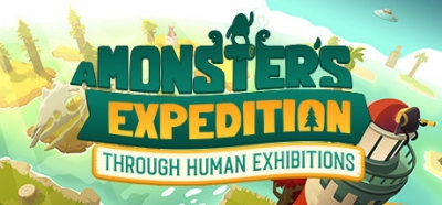 Artwork ke hře A Monster´s Expedition