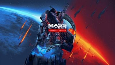 Artwork ke hře Mass Effect: Legendary Edition