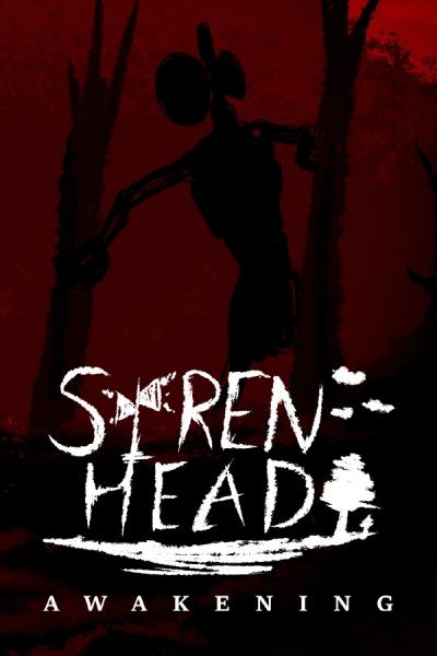 Artwork ke hře Siren Head: Awakening