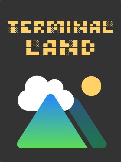 Artwork ke hře Terminal Land
