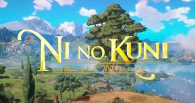 Artwork ke hře Ni no Kuni: Cross Worlds