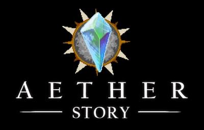 Artwork ke hře Aether Story