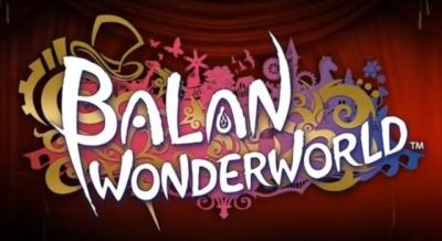 Artwork ke hře Balan Wonderworld
