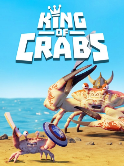 Artwork ke hře King of Crabs
