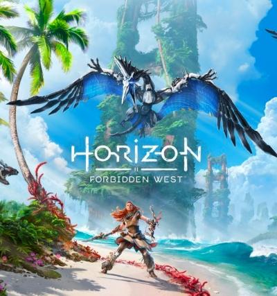 Artwork ke hře Horizon Forbidden West