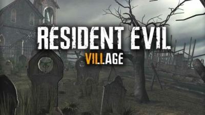 Artwork ke hře Resident Evil Village