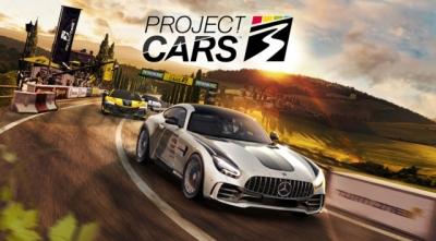 Artwork ke hře Project CARS 3